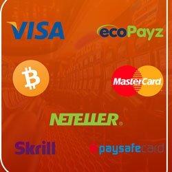 Moyens fiables et légaux de paiement des casinos en ligne
